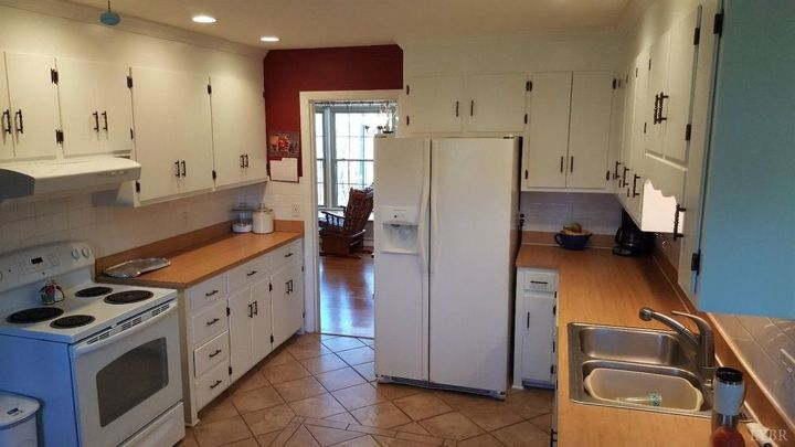 Too Much White In Outdated Kitchen Help Hometalk
