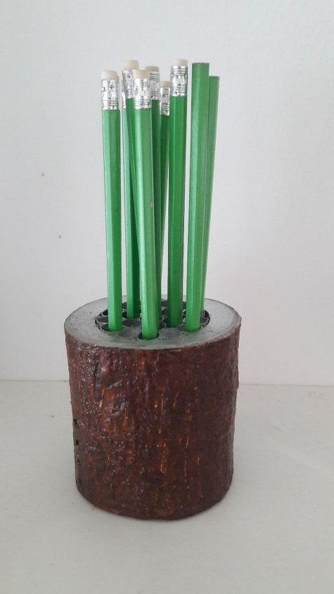 pencil holder, crafts