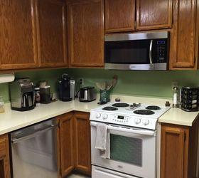 Using Vinyl Smart Tiles To Update My Kitchen, Diy, Kitchen Backsplash,  Kitchen Design