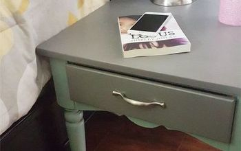 DIY Flip: Turn a $3 End Table Into A Beautiful Charging Station
