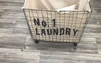 Industrial Laundry Hoop