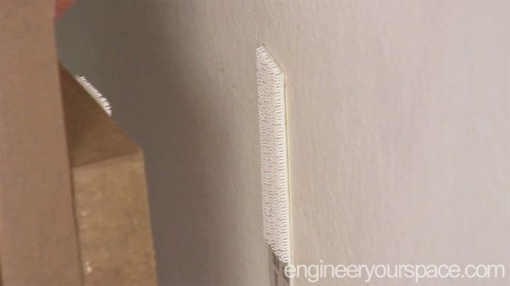 how to make an easy coat rack for a tiny entryway, foyer, how to, organizing, woodworking projects