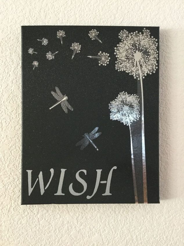 inexpensive easy art work, crafts, how to