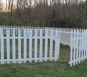 Attrayant Diy Garden Fence Using Picket Fence Panels, Diy, Fences, Gardening,  Woodworking Projects