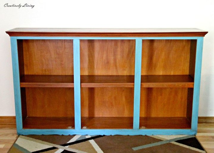 Re Purposing A Dining Room Built In Hutch Into Playroom Toy Shelves Entertainment Rec Rooms