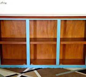 Re Purposing A Dining Room Built In Hutch Into Playroom Toy Shelves,  Entertainment Rec Rooms