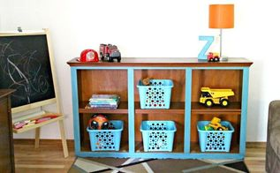 re purposing a dining room built in hutch into playroom toy shelves, entertainment rec rooms, painted furniture, repurposing upcycling, shelving ideas