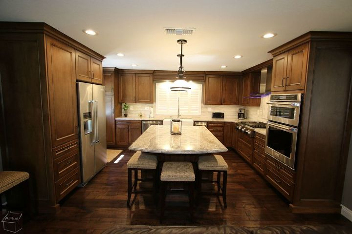 design build home kitchen remodel in west covina, bathroom ideas, home decor, home improvement, kitchen cabinets, kitchen design