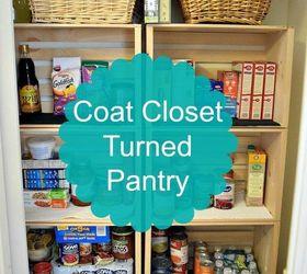 Closet Into Pantry Best Closet Decor 2018