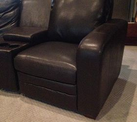 reupholstered leather chair how to reupholster & Reupholstered Leather Chair | Hometalk