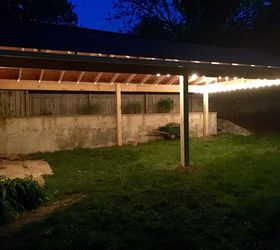 Backyard Tiki Bar, Diy, Outdoor Furniture, Outdoor Living, BEFORE