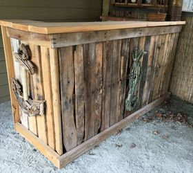 backyard tiki bar diy outdoor furniture outdoor living