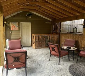 Backyard Tiki Bar Hometalk