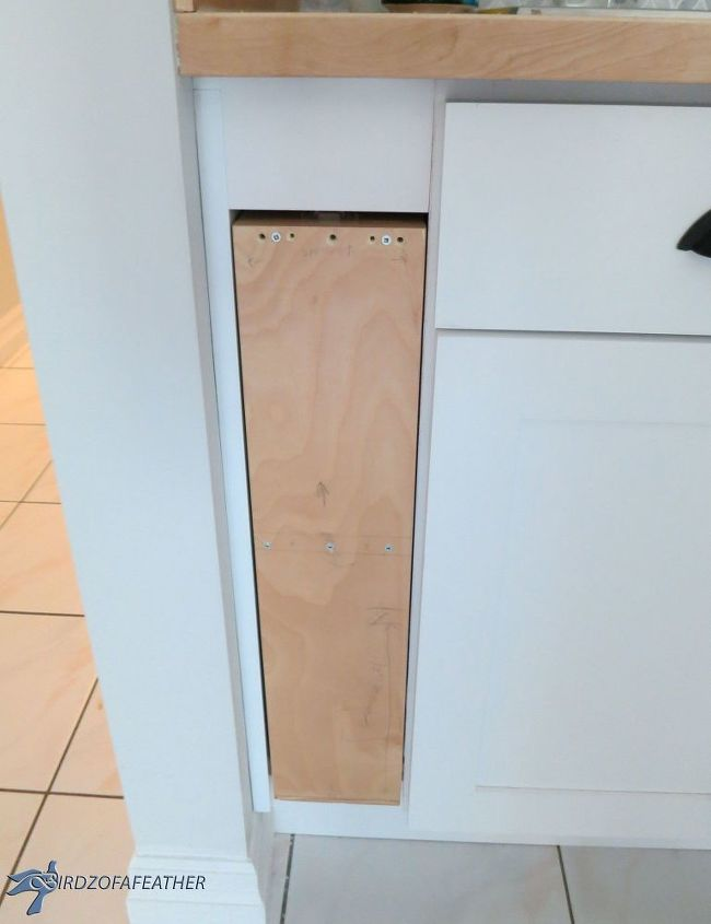 Make A Template Before Drilling Holes