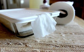 DIY Reusable Wipes