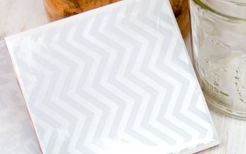 Make Coasters From Ceramic Tile