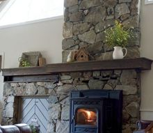 2016 spring mantel, fireplaces mantels, mantels, seasonal holiday decor