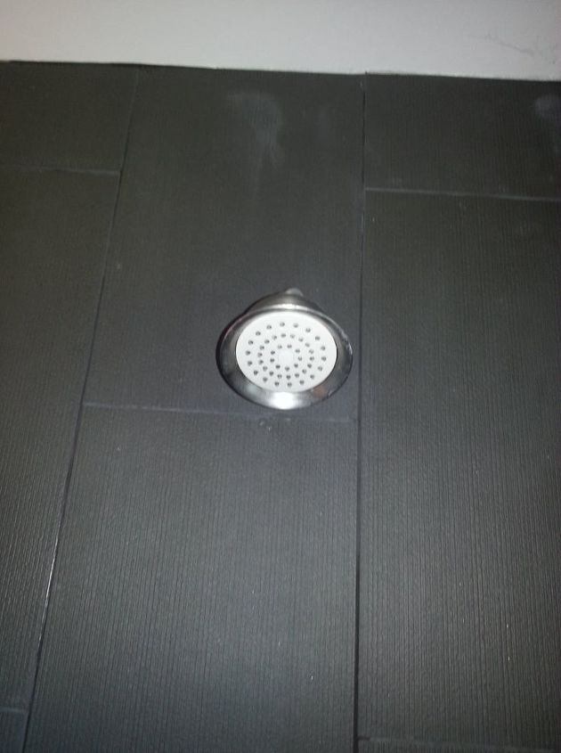 q does anyone have tips for cleaning tough to clean bathroom tile, bathroom ideas, cleaning tips, house cleaning, tiling, Shortly after I moved in