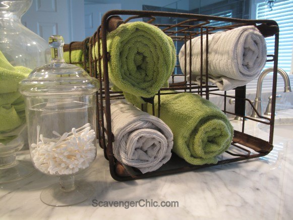 vintage milk crate love, repurposing upcycling, shabby chic, storage ideas