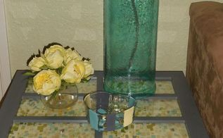 up cycled glass door, doors, painted furniture, repurposing upcycling