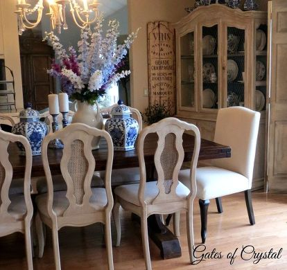 Painting Dining Room Chairs With Chalk Paint Ideas Painted