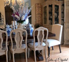 Lovely Painting Dining Room Chairs With Chalk Paint, Chalk Paint, Dining Room  Ideas, Painted Photo