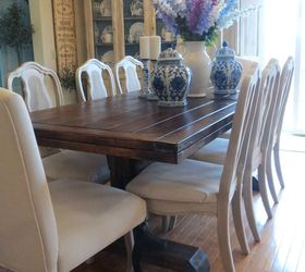 Ideas For Painting Dining Room Table And Chairs Part - 25: Painting Dining Room Chairs With Chalk Paint, Chalk Paint, Dining Room Ideas,  Painted