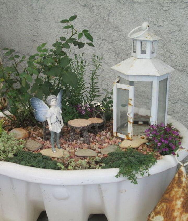 dianes fairy garden collection, crafts, gardening