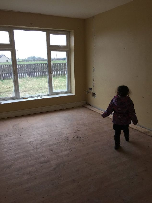 q a blank canvas room, home decor, home decor dilemma, I m standing at the door way looking in So the shape is a bit odd I ll pop in measurments when I can Basic rectangle shape bedroom