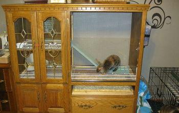 DIY Bunny / Small Animal Home