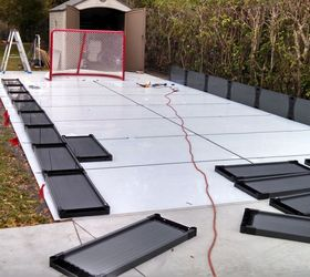 Home Sports Fitness Courts, Diy, Outdoor Furniture, Outdoor Living, Plastic  Shelving Boards