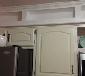 From Outdated Soffits To Usable Space, Kitchen Cabinets, Kitchen Design,  Shelving Ideas,