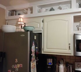 From Outdated Soffits To Usable Space, Kitchen Cabinets, Kitchen Design,  Shelving Ideas, ...