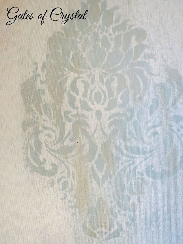 stenciled and faux painted walls, how to, painting, wall decor