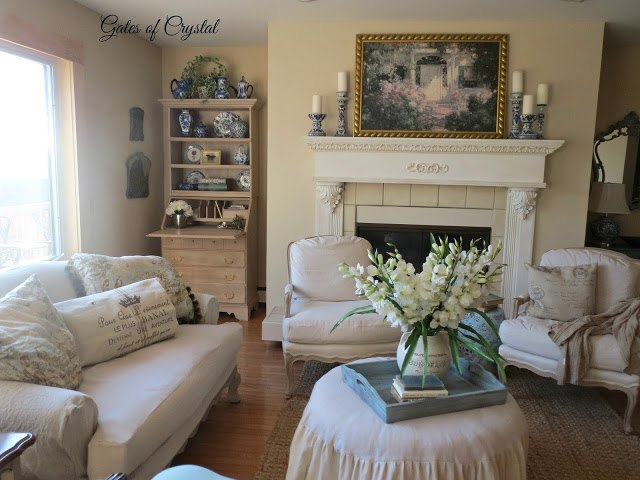 from dated desk to french secretary, how to, painted furniture, repurposing upcycling