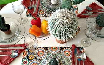 mexican fiesta, home decor, seasonal holiday decor