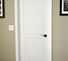 hollow core bore to a beautiful updated door diy slab door makeover doors how & Hollow Core Bore to a Beautiful Updated Door: DIY Slab Door Makeover ...