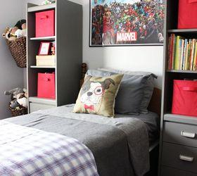 Amazing Big Boy Bedroom Ideas Part - 9: Sophisticated Industrial Big Boy Bedroom Reveal, Bedroom Ideas, Chalkboard  Paint, Painted Furniture