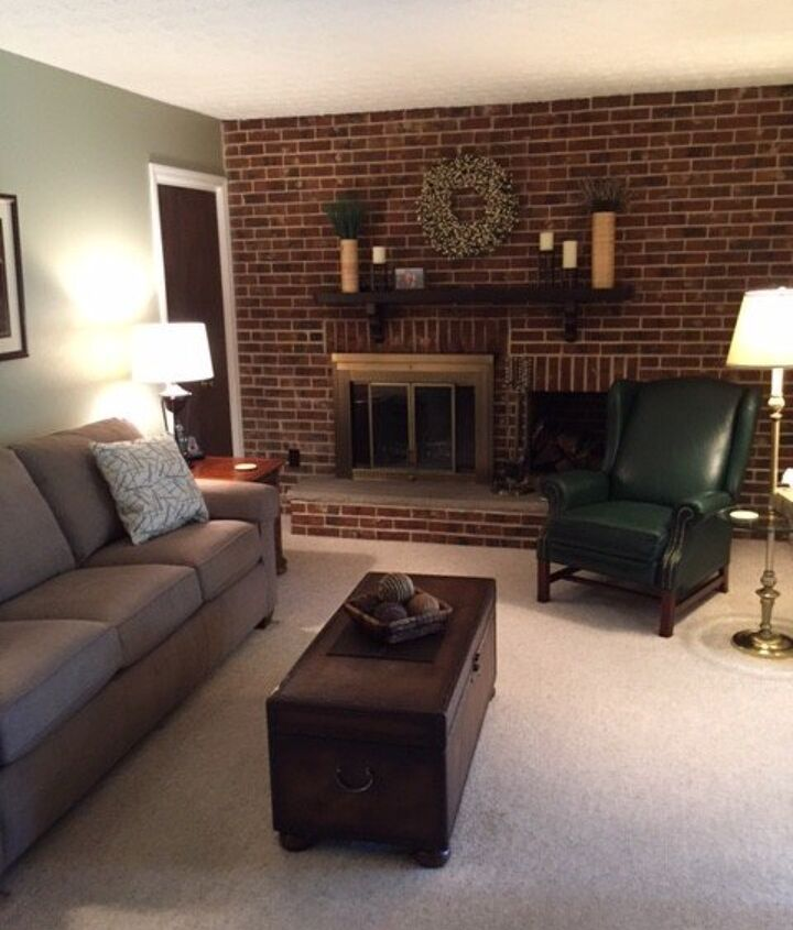 What To Hang Over Fireplace Hometalk