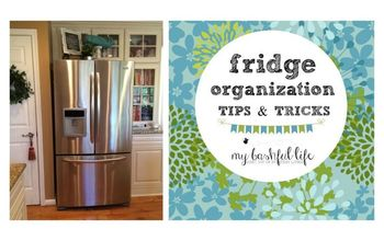 fridge organization tips and tricks, kitchen design, organizing, storage ideas