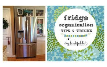 Fridge Organization Tips and Tricks