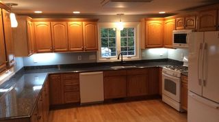 Can Honey Oak Cabinets Be Stained Lighter Instead Of A