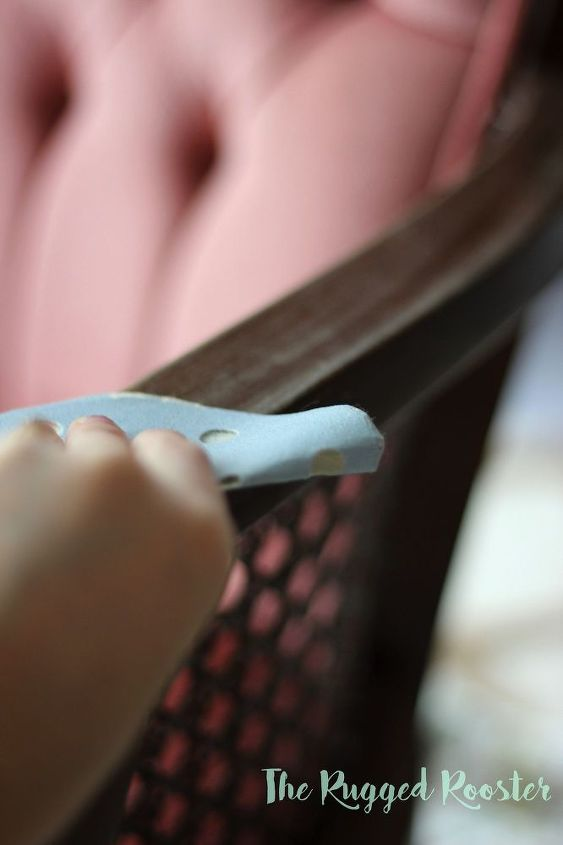 paint chairs the easy way, chalk paint, how to, painted furniture