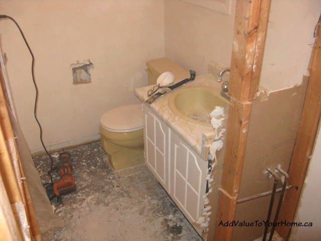 Convert a Closet Into a Shower - Add Value To Your Home!!!   Hometalk