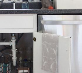 How To Organize Under Your Kitchen Sink The Real Life Way , How To, Kitchen