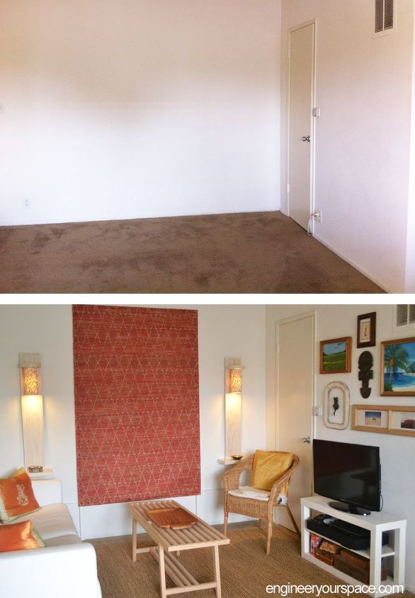 small living room ideas who says rugs are just for floors , flooring, living room ideas, reupholster, wall decor