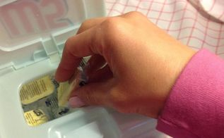 dishwasher tablets plastic box, cleaning tips, repurposing upcycling, storage ideas