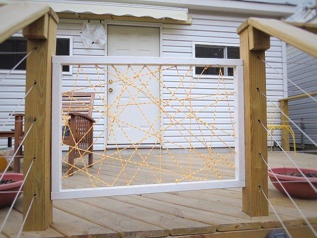 Diy A Super Hip Dog Gate Hometalk
