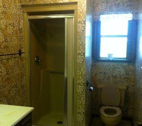 A Dated Bathroom Makeover Diy Style , Bathroom Ideas, Home Improvement, Small  Bathroom Ideas