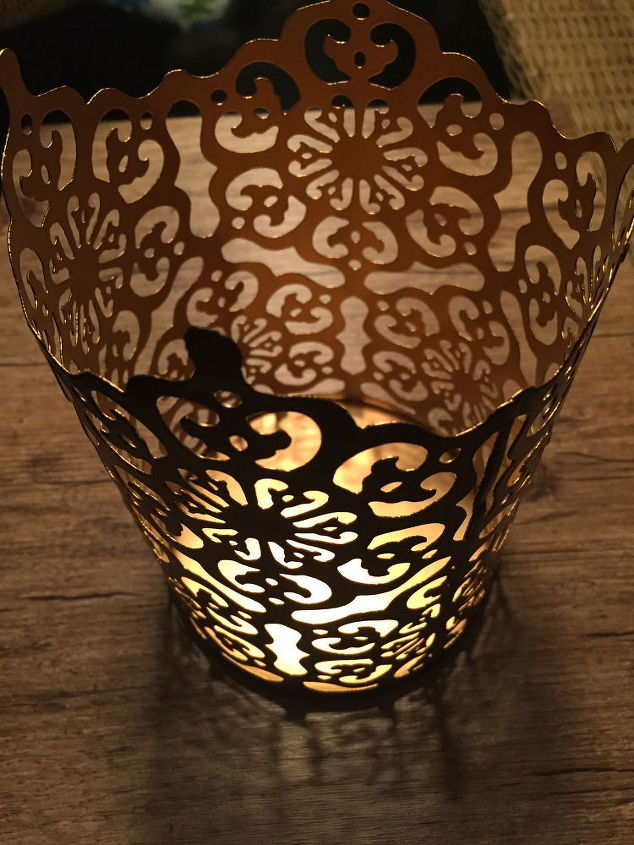 Fabulous Lamps Made From Candle Holder